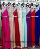 Платья вечера сексуальных официально мантий партии выпускного вечера шикарные длинние