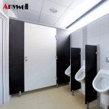 튼튼한 Amywell는 12mm 18mm 페놀 HPL 화장실 분할 칸막이실을 방수 처리한다