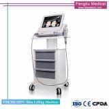 Remoção dos vincos portáteis novos médicos Hifu Elevação Face Máquina de beleza