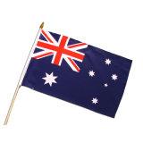 2018 развевается страны Сублимация цветной печати стороны флаг (YH-HF025)