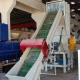 Пластиковые пленки LDPE переработки стиральная машина по производству окатышей