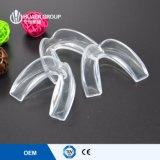 Protetor de boca plástico da moedura de dentes do protetor de boca da proteção dos dentes da noite