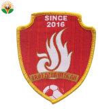 2018 Bordados personalizados de vestuário com logotipo de patches
