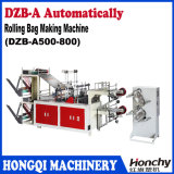 Modifier automatiquement les ordures Rolling Bag Making Machine
