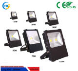 IP65 MW Driver Decorative Aluminum Body 200W/300W/500W LED Flood Light