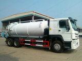 HOWO 16cbm 6X4 Limpieza de la carretilla/ camiones tanque séptico