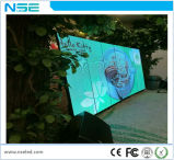 Support de sol Intérieur tissu Dye-Sublimation conduit l'affichage de publicité