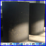 Cuscino ammortizzatore cilindrico di gomma del terminale di contenitore