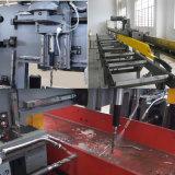 Swz700 Máquina de perfuração CNC hidráulica CNC para as vigas