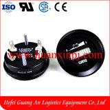 24V Curtis Batterie-Anzeiger-runde Form Curtis 906r für elektrische Gabelstapler
