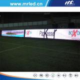 2018 Mrled Diseño P16mm deportes/Pantalla LED de vallas de publicidad exterior