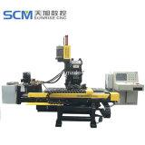 Marquage de perforation hydraulique et le forage de la machine pour les plaques en acier