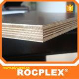 Placa da madeira compensada do cimento, madeira compensada Shuttering impermeável de 12mm