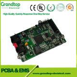 100% Teste Completo de electrónica avançada placa PCB rígida FR4