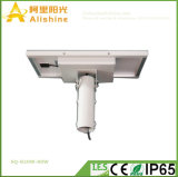 6m LED Halb-Getrenntes Solarder straßenlaterne20w IP65 für Dorf-Projekt