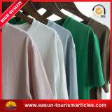 Fabrication de fournitures hommes 100% Coton T-Shirt de sport gros en Chine