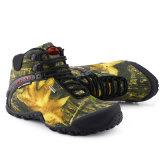 De Schoenen van de wandeling koppelen de Openlucht Bestand Schoen van de Misstap van Schoenen In te ademen Waterdichte