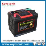 Hot Salt 12V 50ah Start Car Because Battery with 2 Year Warranty