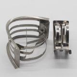 Monturas de Intalox del metal del acero inoxidable de la alta calidad