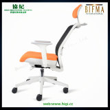 환경 Breathable 직물 드는 손잡이지주 및 허리 의 다기능 머리 받침은, 사무실 의자를 자유롭게 조정한다