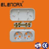 Zoccolo del cavo di estensione di IEC60884 5-Way (E8005E)