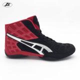 Wrestling ботинки бокса способа ботинок изготовленный на заказ для людей (330#)
