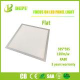 El techo plano LED SMD2835 ligero del cuadrado de la iluminación de techo de Ce&RoHS blanco/se calienta