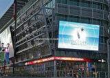 La publicité du panneau extérieur d'Afficheur LED de P6 RVB