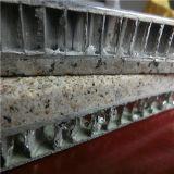 Panel de nido de abeja piedras (granito y mármol panel de nido de abeja)