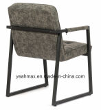 금속 프레임을%s 가진 현대 게스트 의자