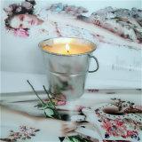錫のガラス瓶の昇進のギフトの蝋燭の香料入りのAromacandle