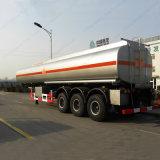 3 бак Axle 30t/топливозаправщика трейлер Semi для цемента большого части перевозки