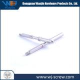 Pin especial modificado para requisitos particulares del paso de progresión SUS304 del sujetador