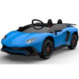 o carro elétrico da bateria 12V, Lamborghini licenciou o passeio no carro com o 2.4G de controle remoto