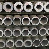 El material de construcción 6063 sacó el tubo redondo de aluminio