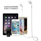 Le bruit stéréo d'écouteurs d'écouteurs de Bluetooth annulant Earbuds folâtre l'écouteur de Sweatproof avec la MIC pour la note positive 8 de la galaxie S8 de Samsung de l'iPhone 7