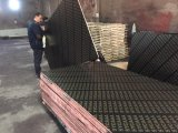 La construcción de Cine de contrachapado de madera contrachapada frente