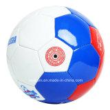Commerce de gros de la longévité de football en cuir composite ODM