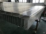 Digital de pared exterior de aluminio perforado del Panel de fachada para la construcción