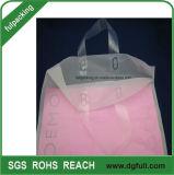 極度の柔らかいループCPEのプラスチックショッピング・バッグ、Wappingのハンドバッグ