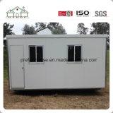 De modulaire/Mobiele/Container van de Cabine met de Decoratie en het Dak van de Luxe