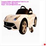 Электрическая езда младенца дистанционного управления автомобиля игрушки на автомобиле