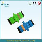 Sm 9/125 단순한 광섬유 배급 위원회 포트 Sc/Upc 파랑 접합기