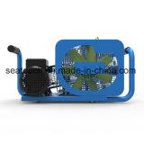 Marine Scba máquina de enchimento de ar do cilindro