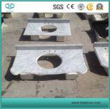 Белый Carrara/черный гранит/желтый мрамор/мрамор/естественный камень/камень кварца/отполировали верхнюю часть тщеты/мраморный верхние части/верхнюю часть ванной комнаты/встречную верхнюю часть для кухни или ванной комнаты