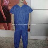 Vestido quirúrgico y el doctor médicos disponibles Gown del Eo Stelized