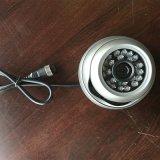 câmera do carro da abóbada de 960p Ahd IR com microfone