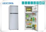 Montierungs-doppelte Tür-Kühlraum und Gefriermaschine der Unterseiten-160 für Europäer
