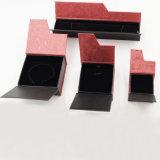 Hotstampingのボール紙の紫外線宝石箱および点(J15-E)