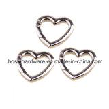 Heißes 25mm Metallrunder Sprung-Ring-Haken